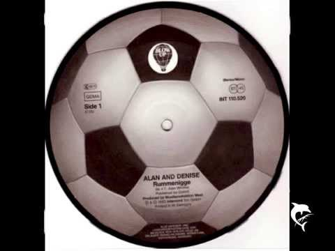ALAN AND DENISE - RUMMENIGGE - 1983