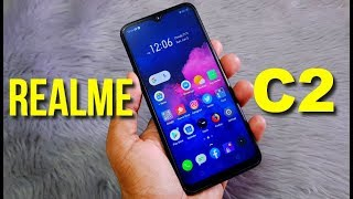 Realme C2 Unboxing, Price, Specs, Features, Initial Set-up