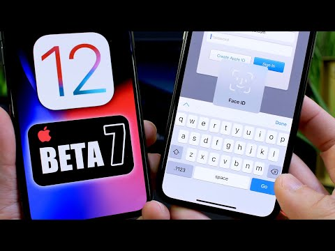 iOS 12 Beta 7 More Features & Changes