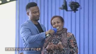 Testimony  || PRESENCE TV CHANNEL || - AmlekoTube.com