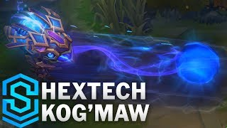 Hextech Kog'Maw Skin Spotlight - League of Legends