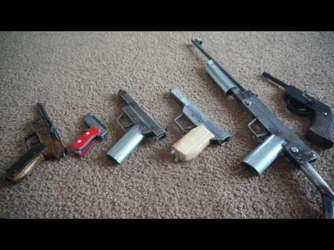 homemade guns, overview thumbnail