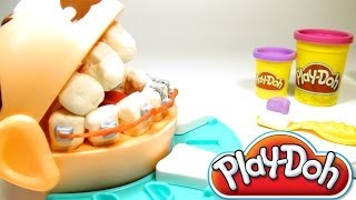 Play-Doh Dentist Doctor Drill