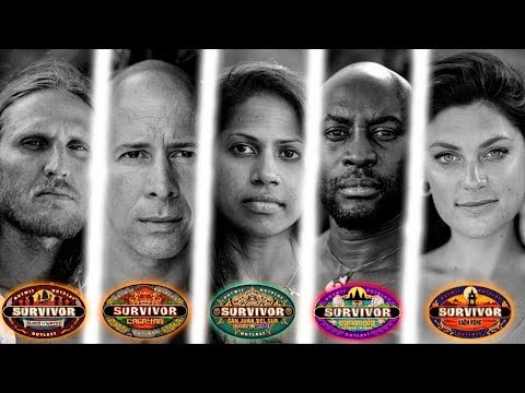 The Road to Victory for Every Winner on Survivor: Winners at War - Part 3