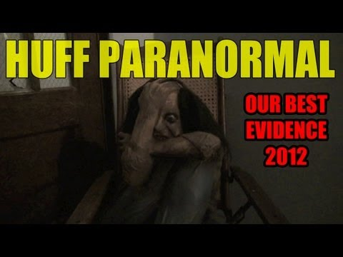 Paranormal Evidence you can not deny - Our best of 2012 - E.V.P., Spirit Box, much more!