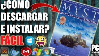 Descargar Myst - Masterpiece Edition para PC Full En Español (Fácil)