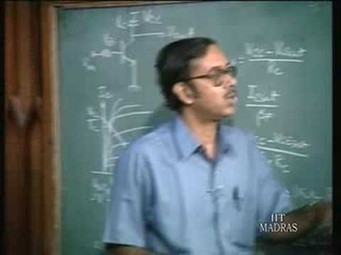Lecture - 5 BJT Inverters DC and Switching Characteristics
