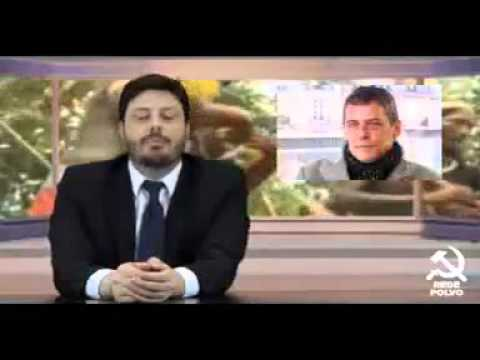 """""""Jornal da República Bolivariana do Brasil"""", com Danilo Gentili"""