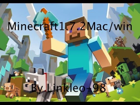 Come Scaricare Minecraft 1.7.2 MAC/WIN in 2 Minuti!