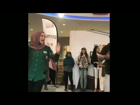 Comelnya Mira Filzah Menari Dan Gelek Sakan Menyanyi Lagu 'I Am Me' DSV!