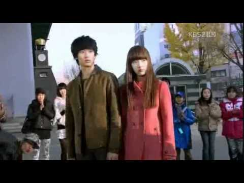 [Dream High] Hye Mi and Sam Dong singing in Japan & dance battle ENG SUB and