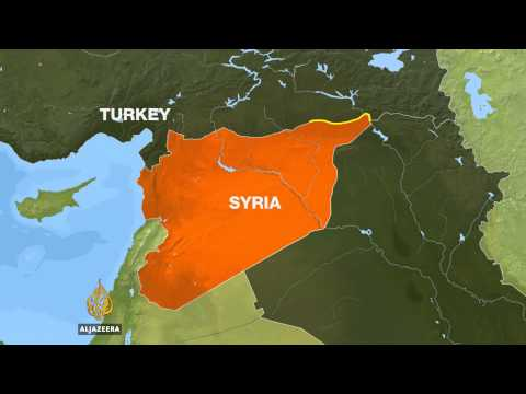 Ankara uneasy over Kurdish gains in Syria