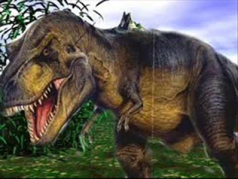 TOP 5 os dinossauros mais famosos(carnivoros)