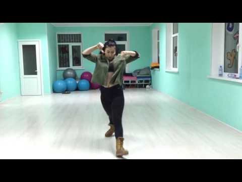 Jah Khalib - Порвано платье | Sultanova Sevara | hip-hop choreo | 7 континент |
