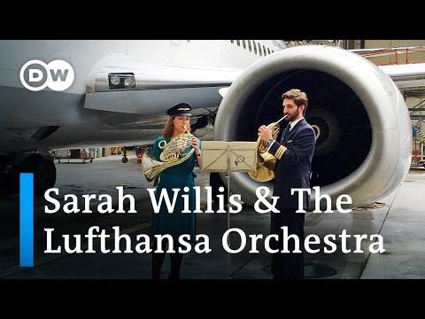 The Lufthansa Orchestra   Sarah's Music