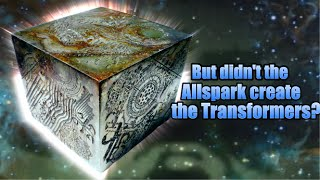 Transformers 5 - What Happened to the Allspark?