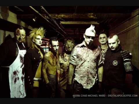 Combichrist - All Pain Is Gone