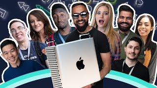 2019 Mac Pro: YouTubers React with MKBHD, iJustine, Technical Guruji + More