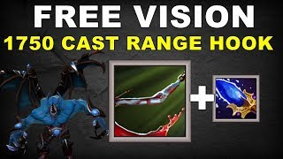 Free Vision Free Hook [Abuse 3x Aghanim's Scepter] | Dota 2 Ability Draft