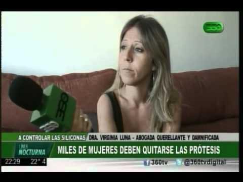 360 TV - Salud: Alerta por prótesis mamarias