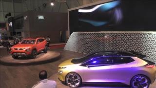 Tata Motors celebrates its 20th year at Geneva International Motor Show 2018 with its 'InnoVision'