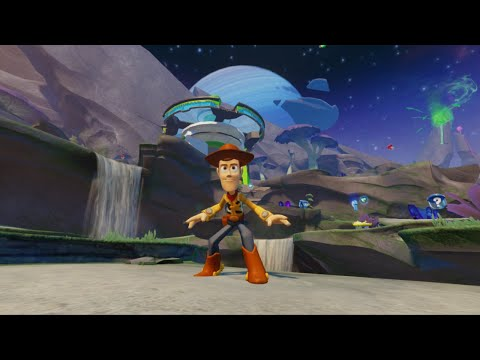 Disney Infinity - Toy Story In Space - Part 11 video