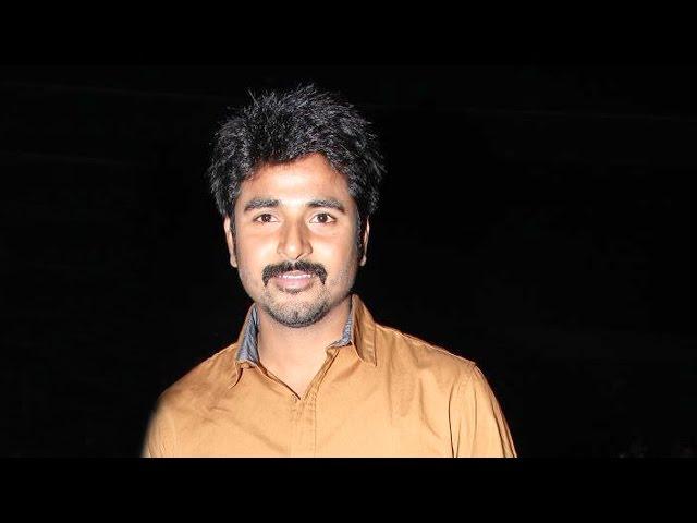Imman sir is this film's pulling power - Siva Karthikeyan