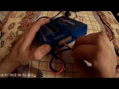 Балансировочные провода для imax b6 своими руками 7