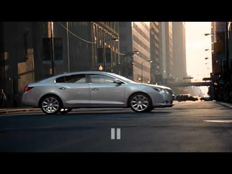 2011 Buick LaCrosse - Реклама