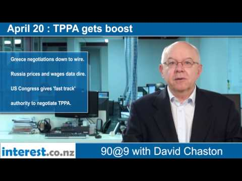 90 seconds @ 9am: TPPA gets boost