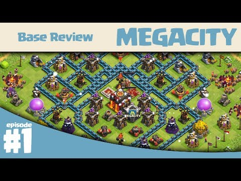 Clash of Clans - Base Review: #1 Player Mohammed Maher (4500+ Trophies!)