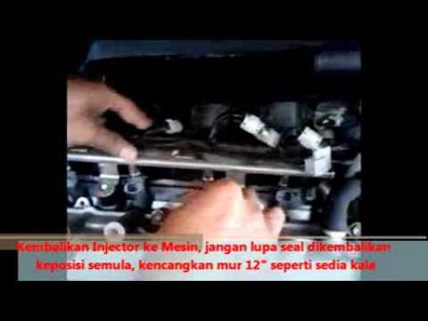 DIY Injector & Spark Plug Ertiga