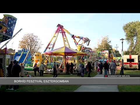 Kommentár Nélkül - 2019.10.08. - Borhíd Fesztivál
