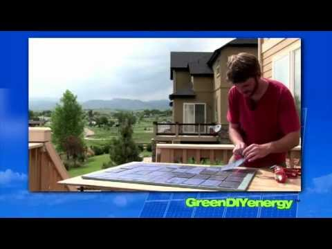 Green DIY Solar Energy Guide