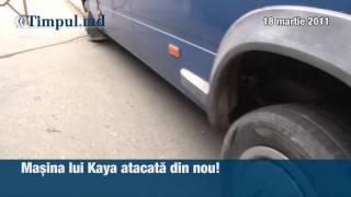 TIMPUL.MD VIDEO: Incredibil! Maşina lui Kaya a rămas fără cauciucuri