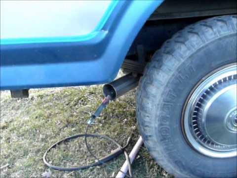 Ford 6.9 Diesel Dynomax Exhaust