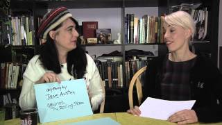 Kathleen Hanna and Kathi Wilcox from Bikini Kill /The Julie Ruin Play the Friendship Game!