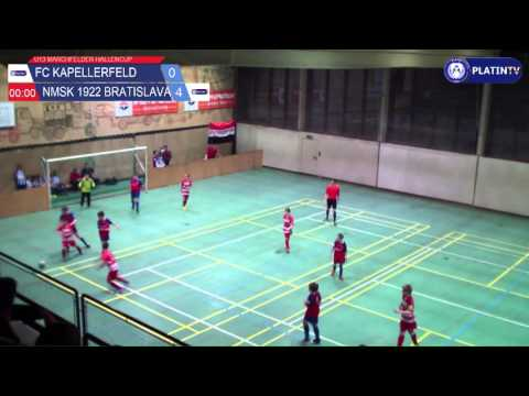 Tor -  FC Kapellerfeld / NMSK 1922 Bratislava am 13.02.2016 17:43