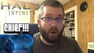 Halo Infinite - E3 2019 - Discover Hope Reaction!