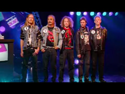 Wayne Sleep dances with Motorhead! BBC
