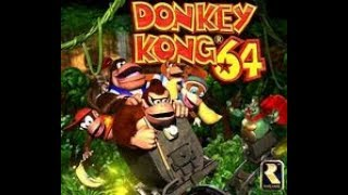Donkey Kong 64 Part 5 - Us Playing This (Twitch Livestream)