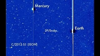 Ison Update Ison is not the size of Earth