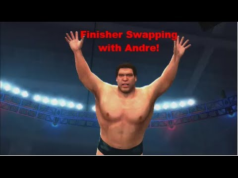 andre the giant theme song wwe 2k14