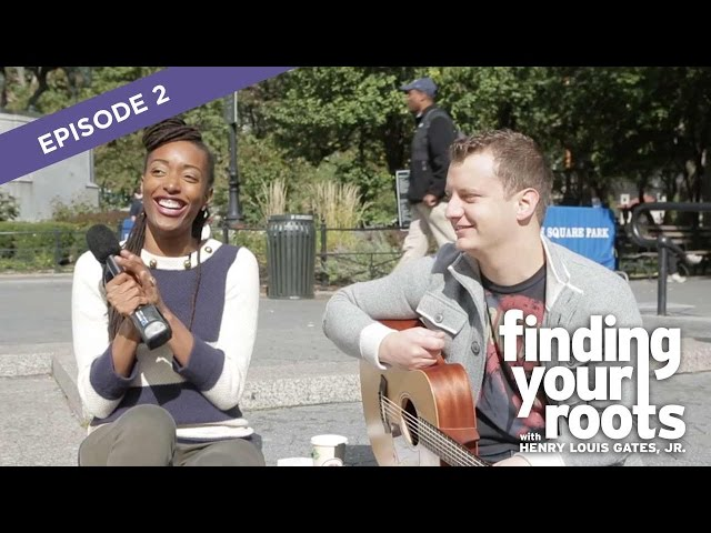Chescaleigh Explores Your Roots With PBS & Ford | episode 2