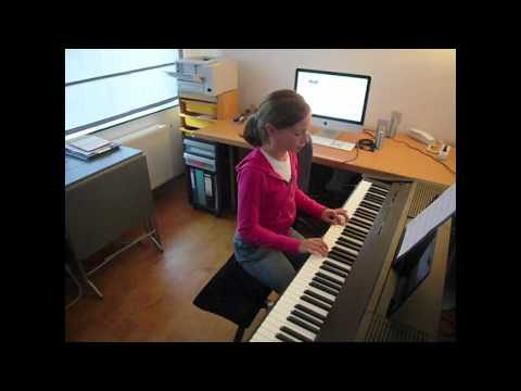 Do Re Mi, Sound Of Music, Piano video