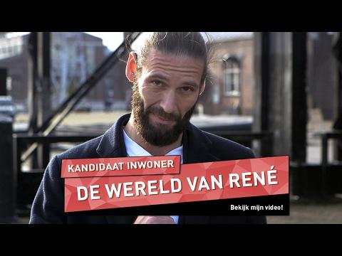De wereld van René | Kandidaat inwoner - UTOPIA (NL) 2017
