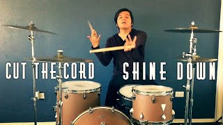 Download Lagu Cut the Cord - Shine Down (Drum Cover) Gratis STAFABAND
