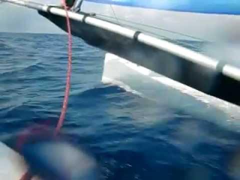 puntiroli oscar dudek pavol giro d'Italia 2011 catamarano mattia esse sport 18 real sailing italia 4