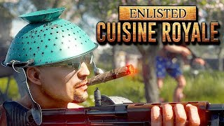 ULTRA realistisches Fortnite - Cuisine Royale Gameplay German
