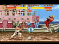 Snes Street Fighter 2 Ryu Vs Ken